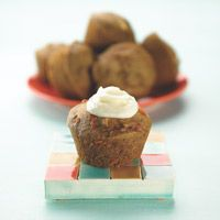 Our Carrot Cake Muffins look scrumptious!