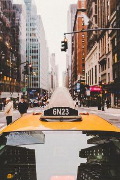 Taxi!  #newyork