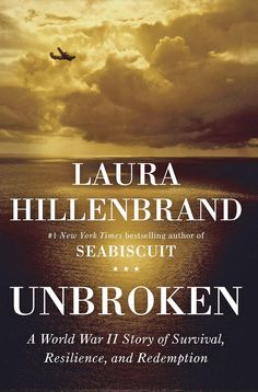 Our favorite books headed to the big screen in 2014: Unbroken by Laura Hillenbrand