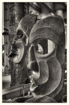 Inuit Masks