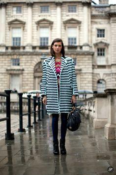 Martina Spetlova coat