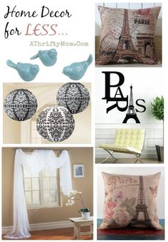 Home Deor ideas, Par
