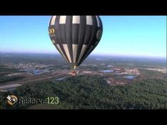 We invite you to view Florida as you've never seen before. Get carried away in a Hot Air Balloon Ride in Orlando, Florida! All flights include an hour flight over the beautiful countryside. Champagne Toast, full buffet breakfast, and souvenir flight certificate included. Book now easily with Reserve123!