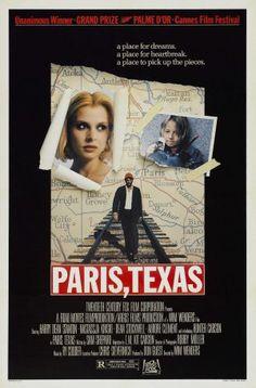 Paris, Texas - Wim Wenders