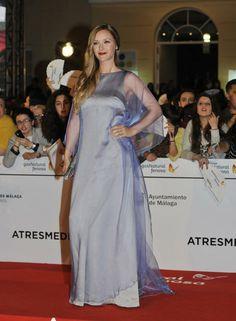 La alfombra roja de la inauguración del Festival de Cine de Málaga