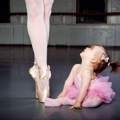 :) dream big, little girls, pointe shoes, future babies, tiny dancer, big girls, baby ballet, kid, role models