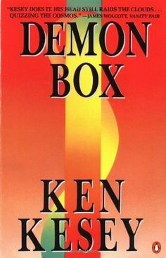 Demon Box by Ken Kesey (PS3561.E667 D7 1987)