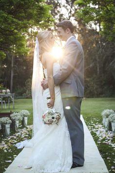 Romantic Wedding Pho