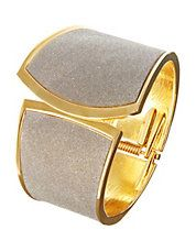Gorgeous cuff from @Laura Lord & Taylor is the perfect prom accessory! #prettyinprom