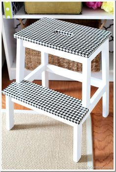 Duct-Tape-Stool-Houndstooth