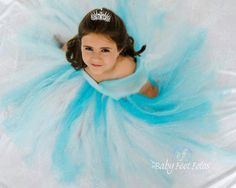 www.babyfeetfotos.com beautiful Frozen inspired photo shoot