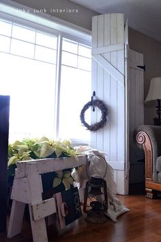 barn window screens