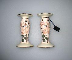 Goebel Porcelain Candlesticks, now on eBay.