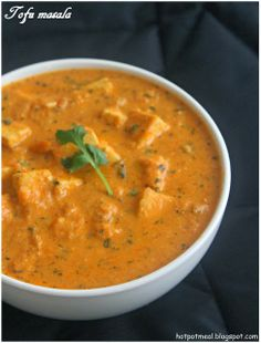 Yummy Recipes: Tofu masala recipe