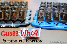 Cultivated Lives: Guess Who? President's Edition