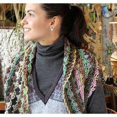 Kirara Crochet Jacket - free crochet pattern