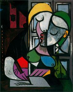 Bathing - Pablo Picasso