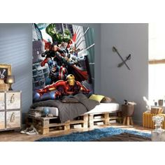 D co avengers on pinterest the avengers marvel comics and maxis for Poster decoration murale