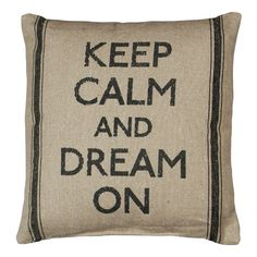 A reminder to stay calm in front of obstacles, and keep dreaming of a brighter tomorrow.