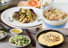 25 vegetarian recipes