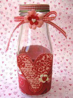 Coffee Container. Valentines Days Ideas #Valentines, #pinsland, https://apps.facebook.com/yangutu