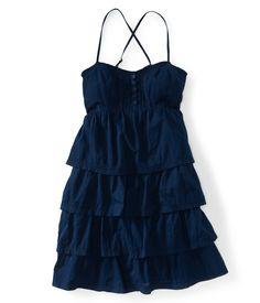 Summer knock-around dress