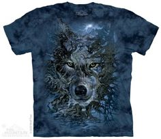 Wolf Tree T-Shirt at theBIGzoo.com, a toy store that has shipped over 1.2 million items.
