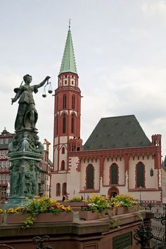 Alte Nikolaikirche Frankfurt