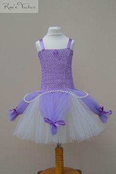 Disney's Sofia the First Inspired Tutu Dress