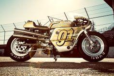 pinterest.com/fra411 #classic racer - iron lung a retro racing HD sportster