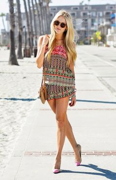 LoLus Fashion: LoLus Fashion : Oh Great Summer Look With Pink Dot...