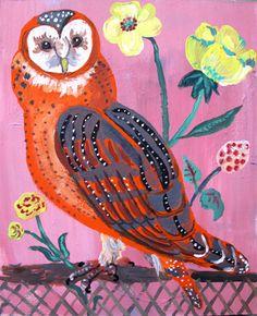 Animalarium: Flowers & Feathers