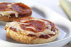 Mini Pizzas recipe