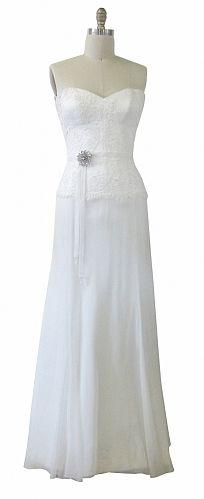 KAREN WILLIS HOLMES- 'Heidi' wedding dress