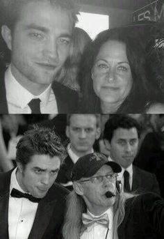 Rob with Mama and Papa Stew