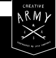 CREATIVE ARMY - logo
