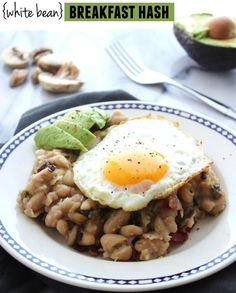 White Bean Breakfast