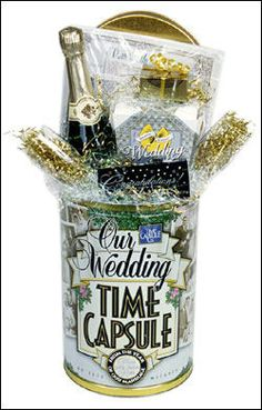 Wedding Time Capsule