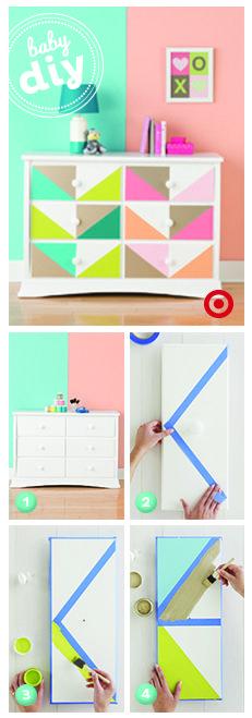 DIY dresser : make that dresser wonderfully one-of-a-kind!!!!!!!!!