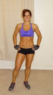 Melissa Bender Fitness: Tight Tummy at 30 Workout