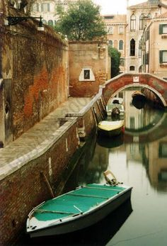 Venice- on my travel bucket list.