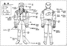 .Akira - Kaneda  if u only see one japanime movie in your life it  HAS TO be AKIRA