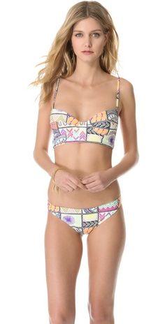 Mara Hoffman Quilts Bikini