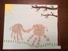 Elephant handprints 3