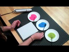 Embossing with Multiple Colors