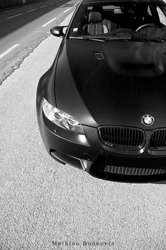 BMW M3 E92 | Matte Black