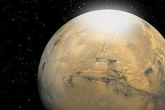 Snow on Mars: NASA Spacecraft Spots 'Dry Ice' Snowflakes