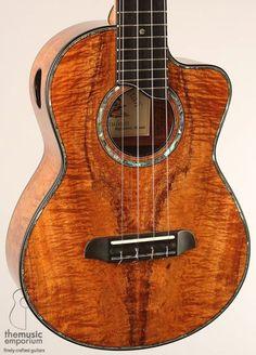 Moore Bettah Tenor Cutaway Ukulele - The Music Emporium