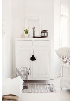 ... decor, storage spaces, interior, idea, style, house doctor, black white, inspir, live
