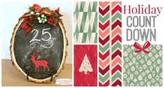 DIY Holiday Countdown | DIY Crafts